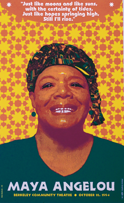 Maya Angelou 1994