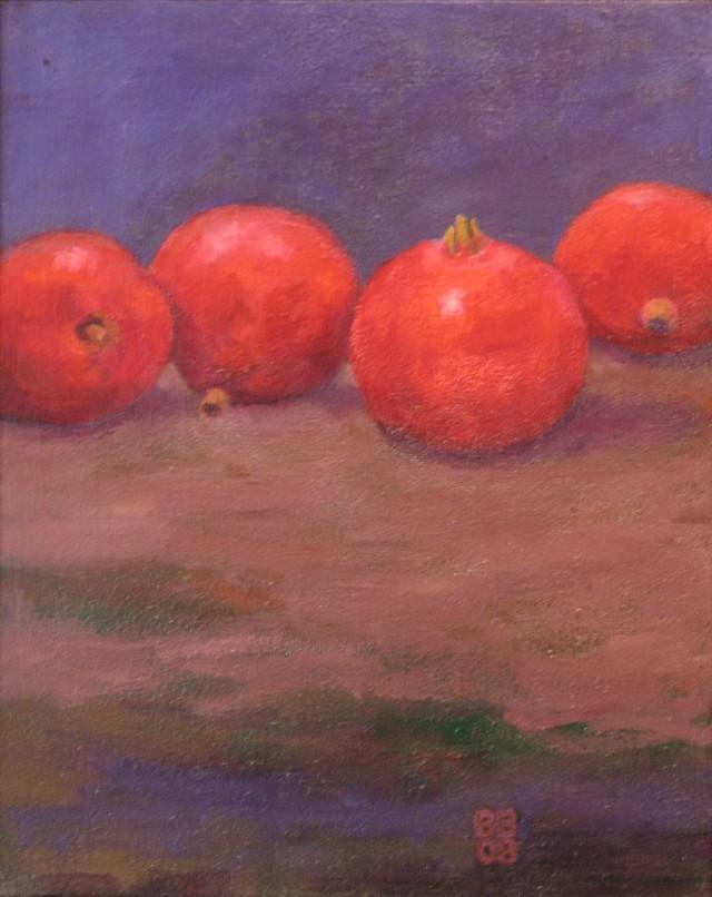 Pomegranates - 2008