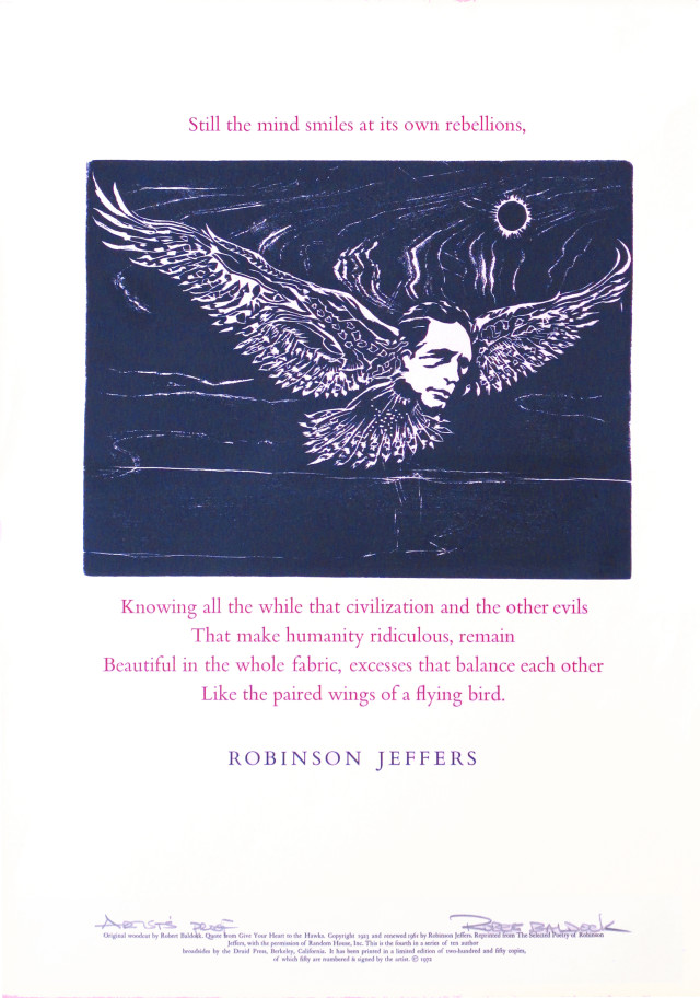 Robinson Jeffers - 1972