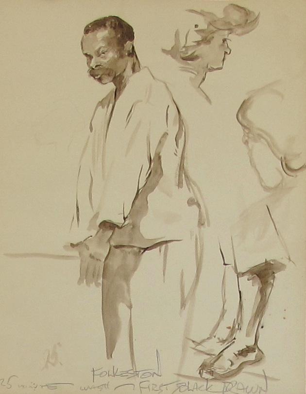 Untitled [Black Man]