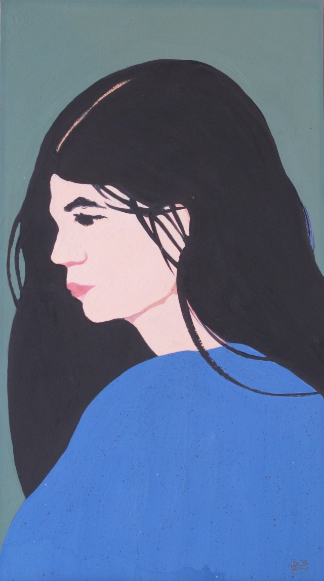 Untitled [Kathleen], 1986