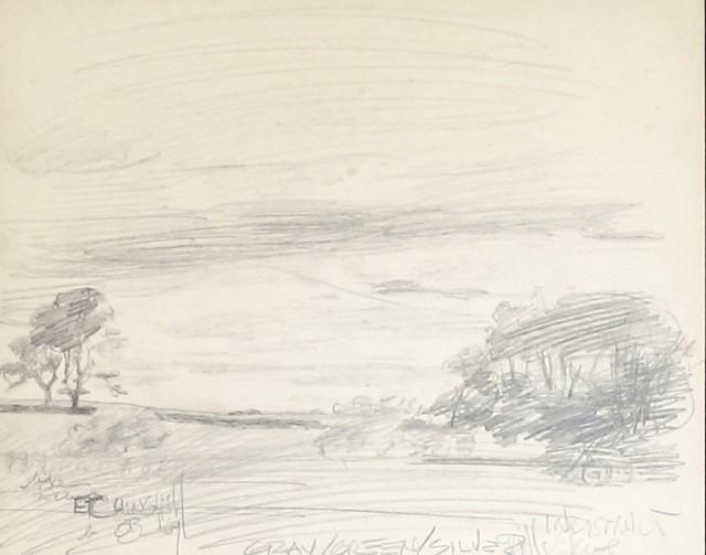 Untitled [Landscape, Folkestone]