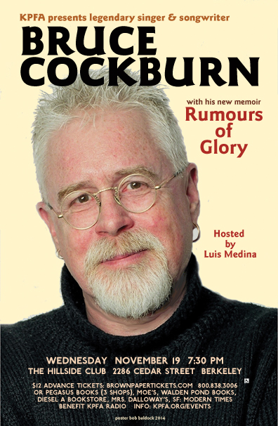 bruce cockburn in berkeley