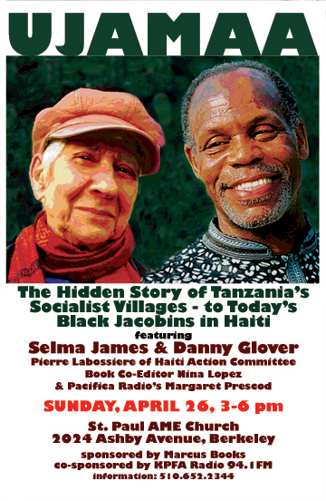 UJAMAA event Berkeley