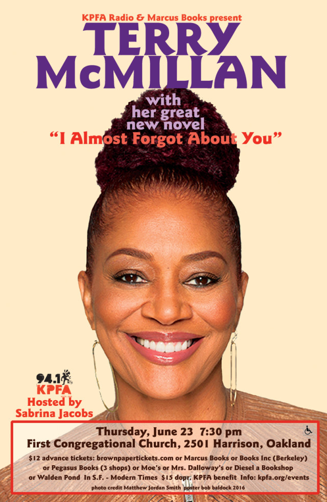 Terry McMillan Author Photo - Credit Matthew Jordan Smith