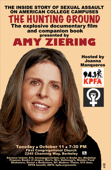 Amy Ziering in Berkeley