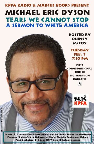 Michael Eric Dyson in Oakland
