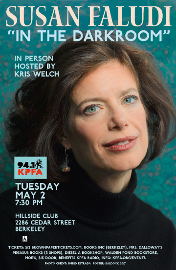 Susan Faludi in Berkeley
