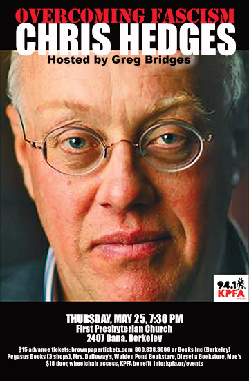 Chris Hedges 2017