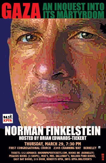 FINKELSTEIN in Berkeley