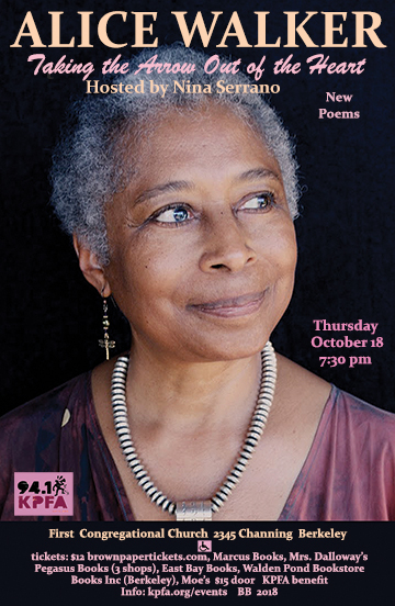 Alice Walker in Berkeley