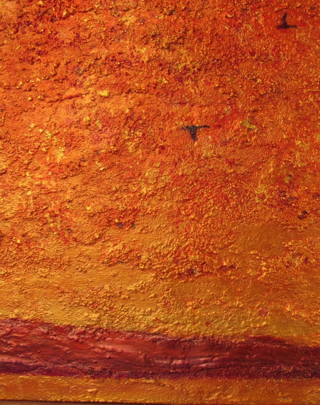 Twilight Approaching (detail)