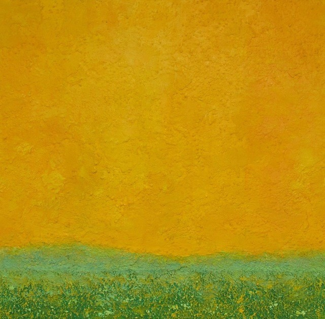 Yellow Light, Mid-Morning