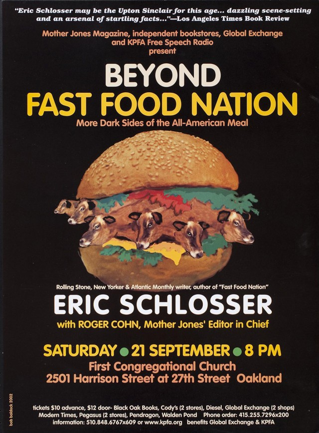 Beyond Fast Food Nation | Eric Schlosser