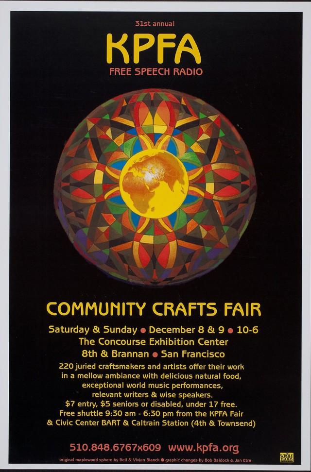 Kpfa Holiday Crafts Fair