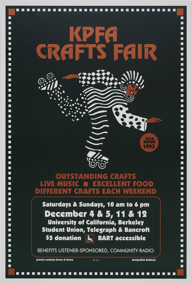 KPFA Crafts Fair XX