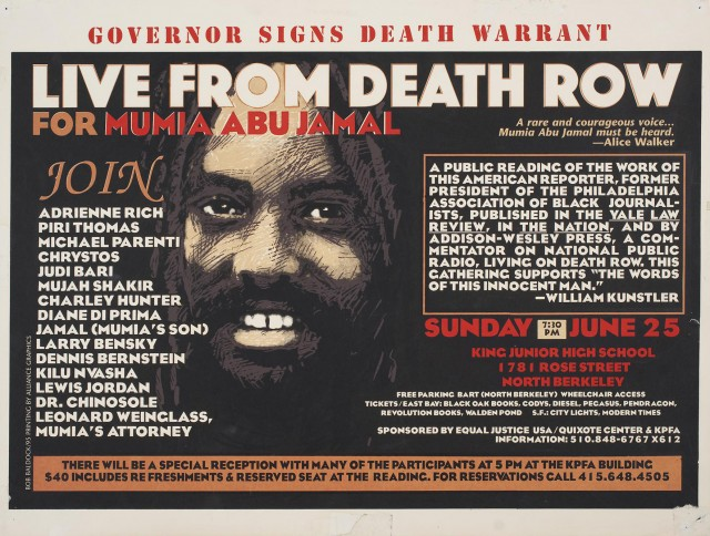 Live From Death Row | For Mumia Abu Jamal