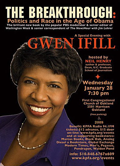 The Breakthrough | Gwen Ifill
