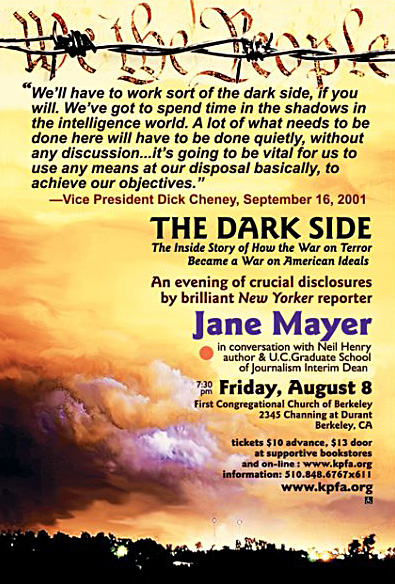 The Dark Side | Jane Meyer