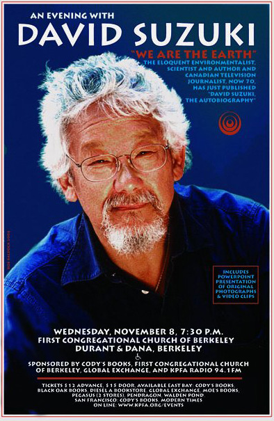We Are the Earth | An Evening with David Suzuki