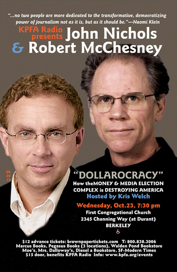 Dollarocracy | John Nichols | E Robert McChesney