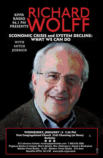Economic Crisis and System Decline- What We Can Do | Richard Wolff