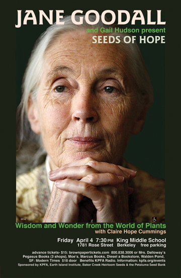 Seeds of Hope | Jane Goodall
