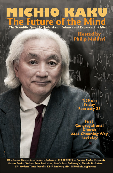 The Future of the Mind | Michio Kaku