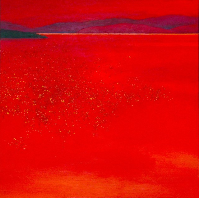 Crimson Evening (Red Harbor) | 2006