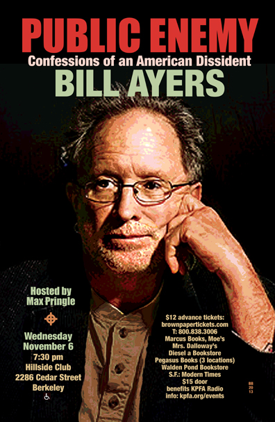 Bill Ayers - Nov 2013