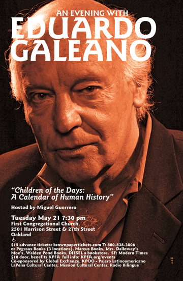 Children of the Days - Eduardo Galeano - May 2013
