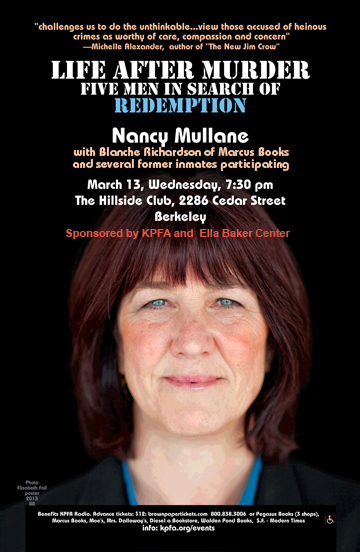 Nancy Mullane in Berkeley - March 2013